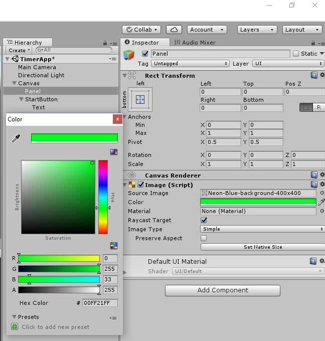 Create a Simple Timer in Unity 3d 5 6 2 C# – Zak Alberda